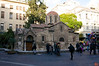 The Church of Panaghia Kapnikarea is one of the oldest churches in Athens - about 960 years old. It is Greek Orthodox.<br /> DSC00071
