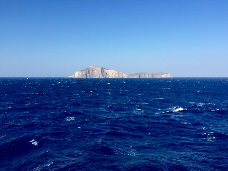 Sailing through the Greek Isles