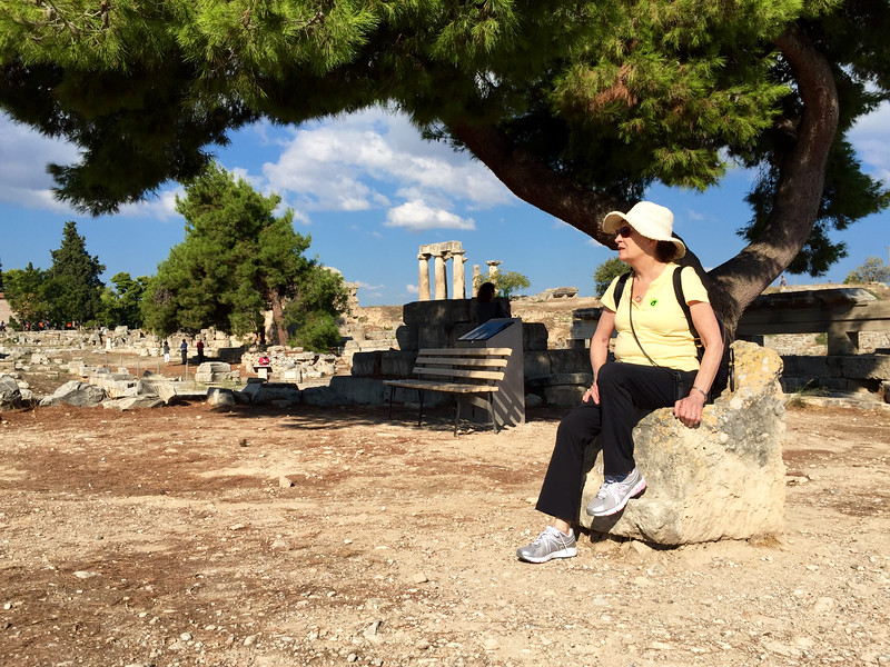 Mom in Corinth
