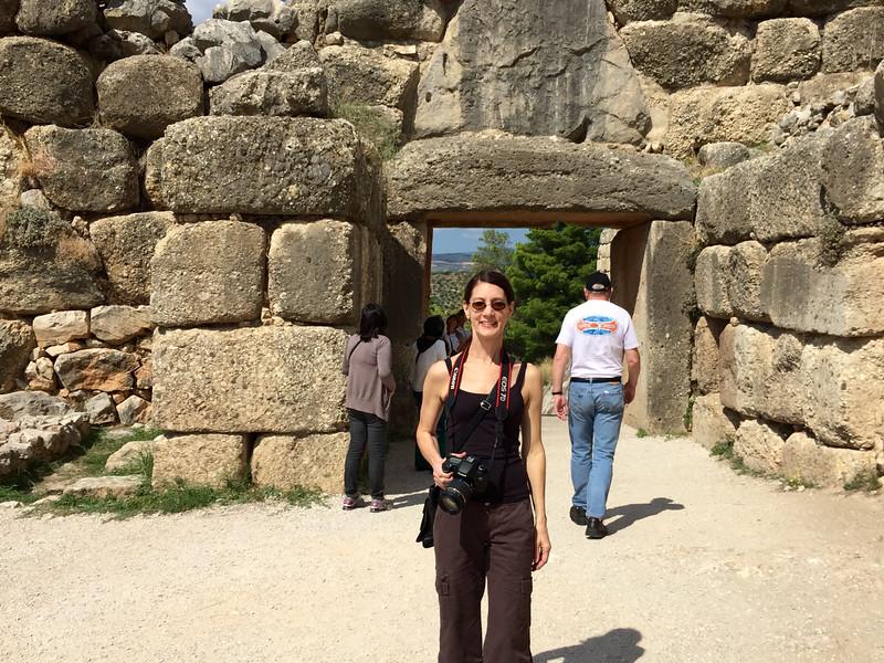 The Lion's Gate - Mycenae (13th century BC)