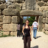 The Lion's Gate - Mycenae (13th century BC)