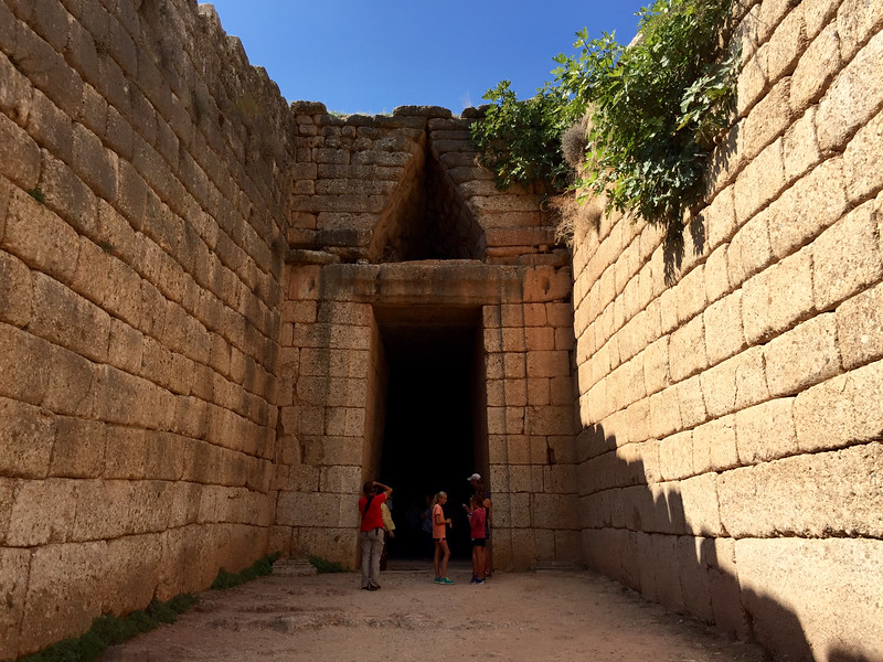 Tomb of Argamemnon (14th Century BC)