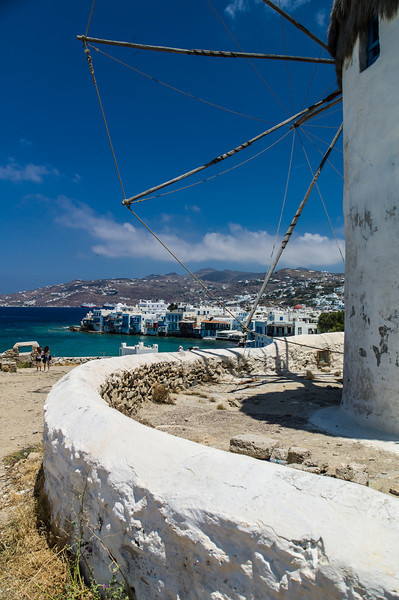 Mykonos Greek Islands<br /> Leica M9 + Tri-Elmar MATE