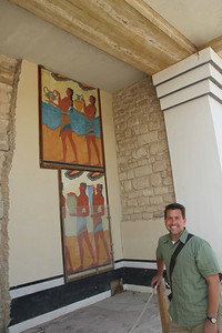 The Minoans who built Knossos are thought to have been the oldest civilization in Europe!