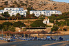 Morning, Beach, Dolphin Bay Hotel, Galissas, Island of Syros, Greece
