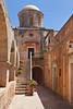 Monastery, Crete, Greece