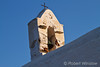 Bell Tower, Church of Agia Pakou, Galissas, Island of Syros, Cyclades, Aegean Sea, Greece