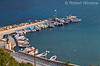 Boats, Harbor, Galissas, Island of Syros, Greece