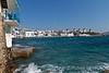 Windmills, Island of Mykonos, Cyclade Islands, Aegean Sea, Greece