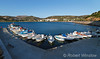 Boats, Harbor and Beach, Galissas, Island of Syros, Aegean Sea, Cyclade Islands, Greece