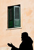 Silhouette, Chania, Crete, Greece