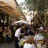 Another busy restaurant in the Plaka (Athens).