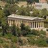 Hephaestium taken from Acropolis with short telephoto.