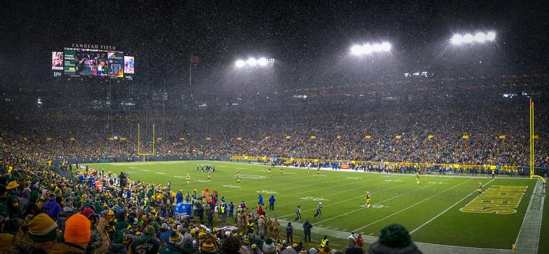 Green Bay Packers vs Carolina Panthers - November 10, 2019