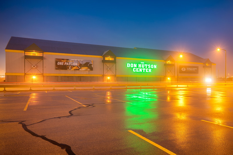 The Don Hutson Center, Green Bay, WI