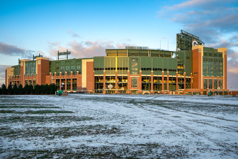 Lambeau Field, Green Bay, WI
