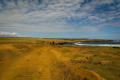 Hike to Green Sands Beach 1