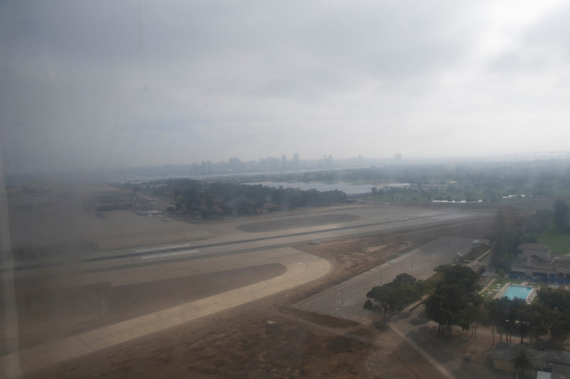Leaving San Diego (and terra firma) for the day