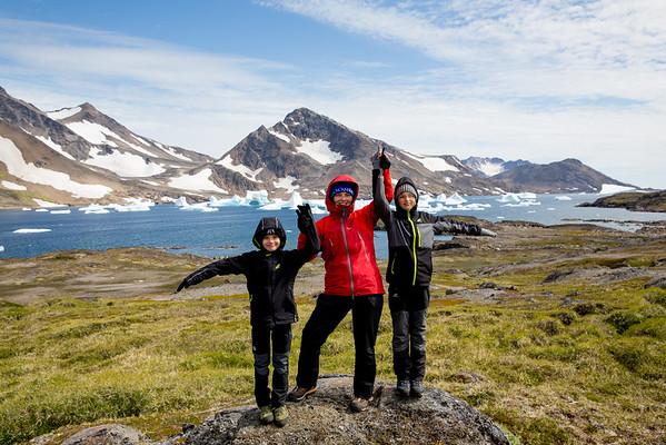 Grónsko Beáta Jarošová
