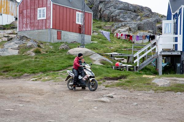 Grónsko skútr