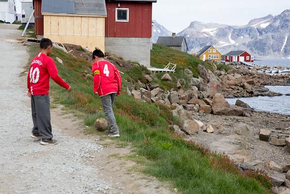 Grónsko fotbal