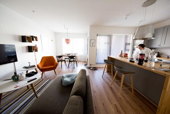 Opal Apartments Reykjavík Island