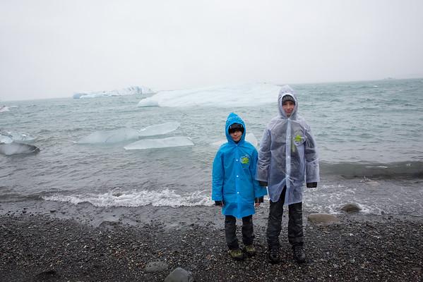 Jökulsárlón lake Iceland