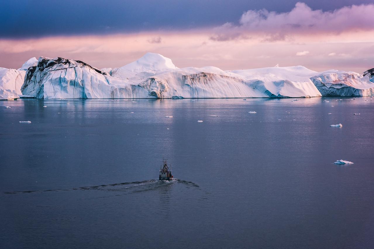 wake | ilulissat, greenland