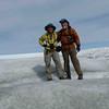 600 miles of ice behind us