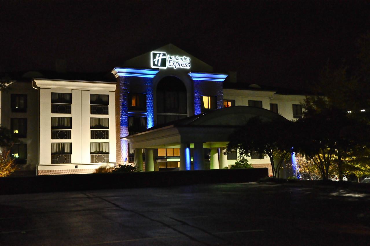 Holiday Inn Express , North Main St. Greenville SC