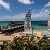 Hobie Sailboats at Sandals Resort