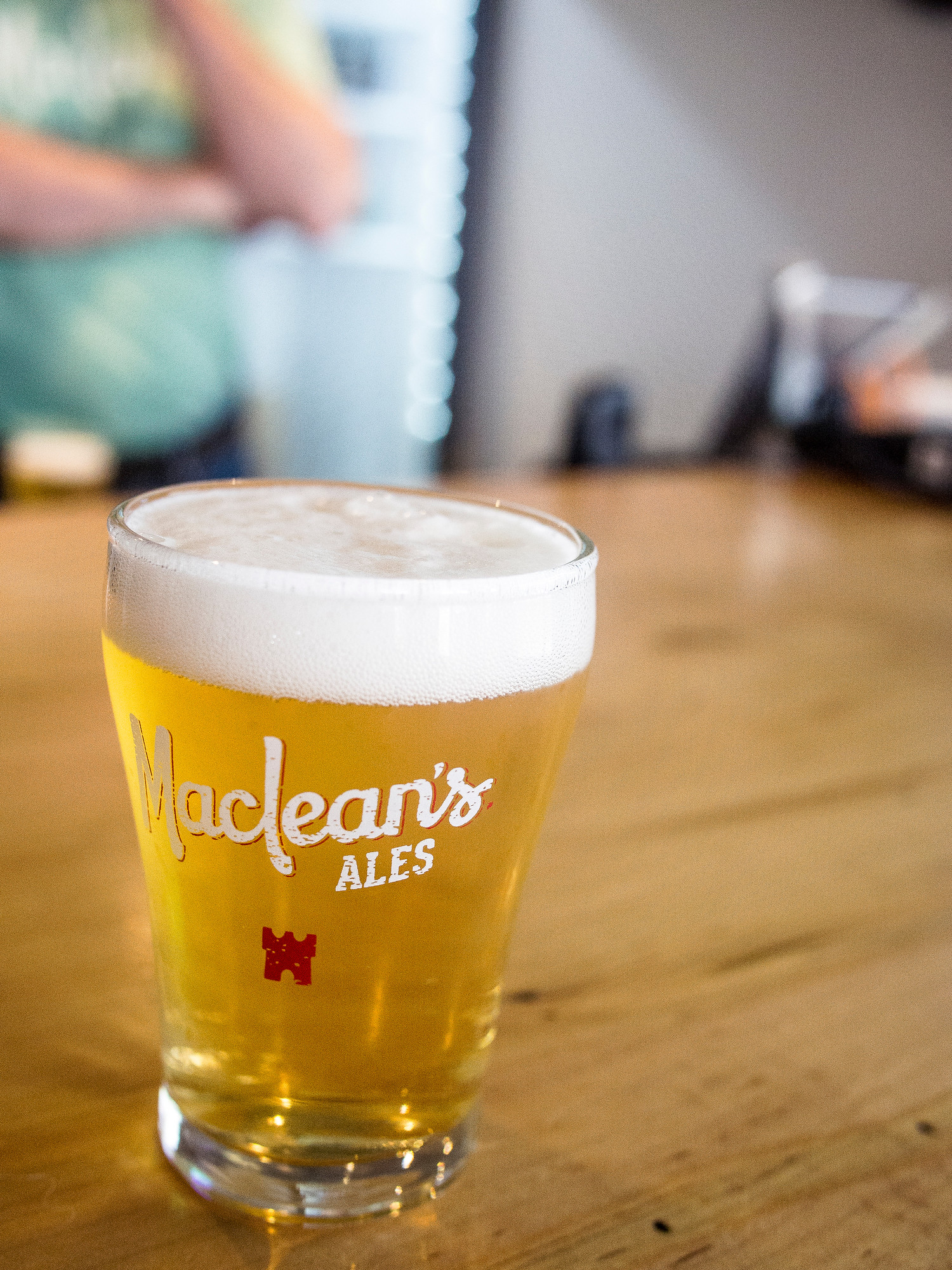 Maclean's Ales in Grey County is a great day trip from Toronto, check our their English style ales.