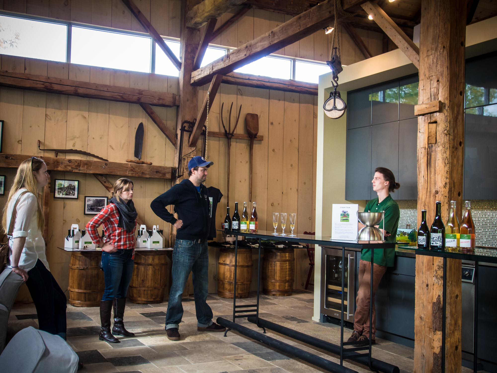 Beaver Valley Cider is part of the Saints and Sinners Trail in Grey County featuring craft beer, cider and wine.