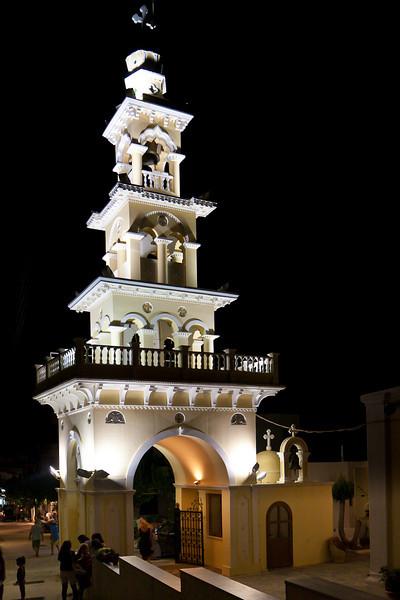 Der Glockenturm von Paleochora