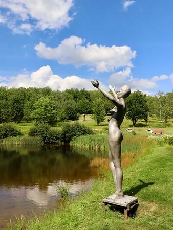 Griffis Sculpture Park 8.16.17
