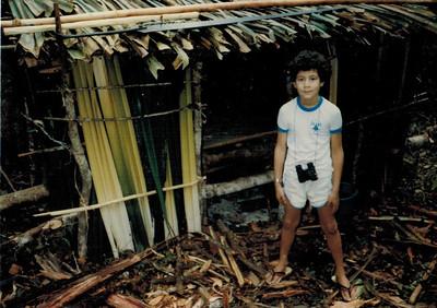 Me In rural Brazil, I believe...