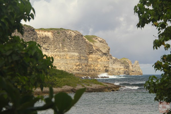 Walk along the lagoon of Porte d Enfer, Guadeloupe 1