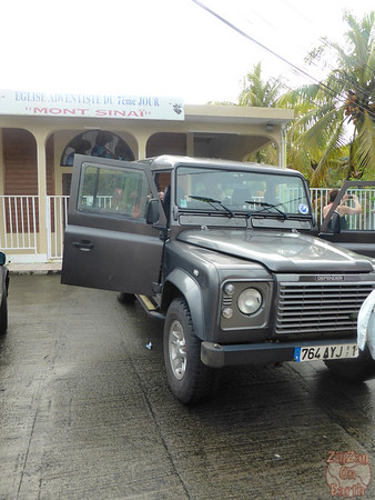 Jeep tour Guadeloupe