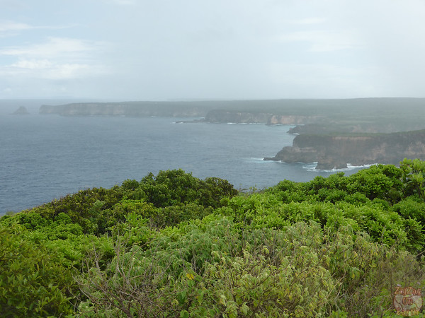 View from Pointe de la Vigie Guadeloupe 1