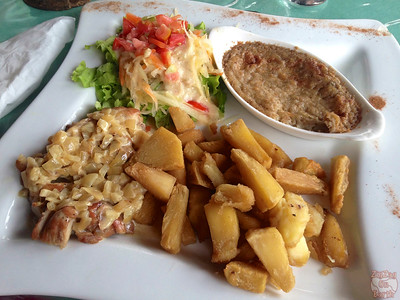 Food in Guadeloupe photo 1
