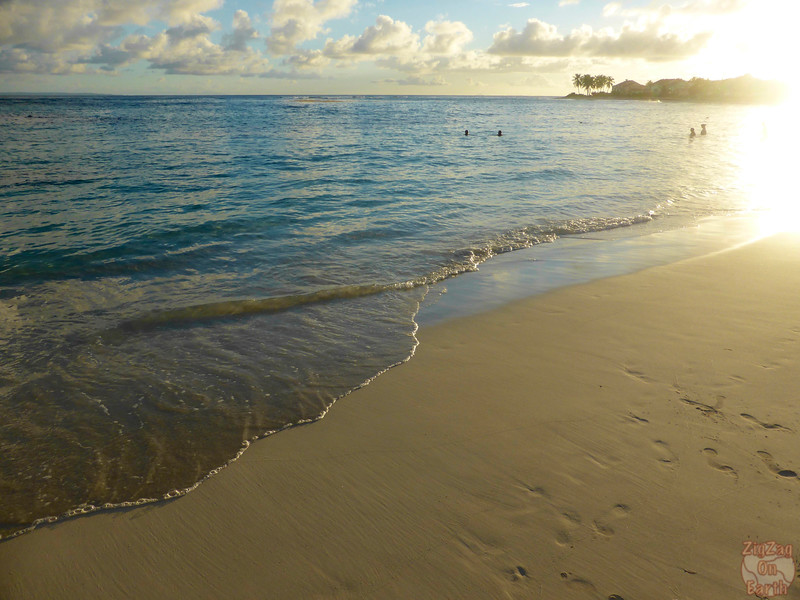 Best photo Guadeloupe: quiet beach