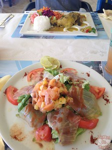 Food in Guadeloupe photo 2