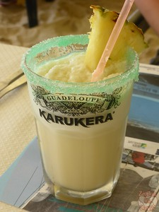 Drink in Guadeloupe