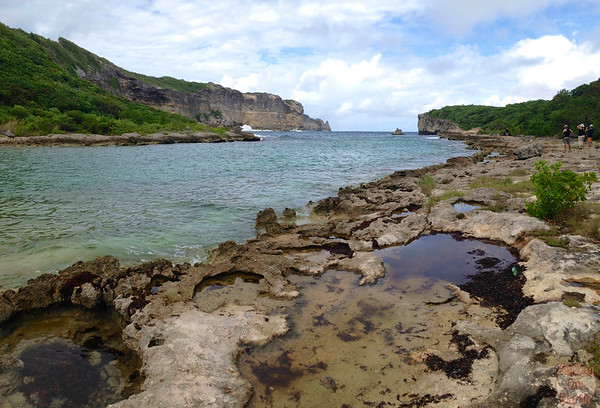 Walk along the lagoon of Porte d Enfer, Guadeloupe 3