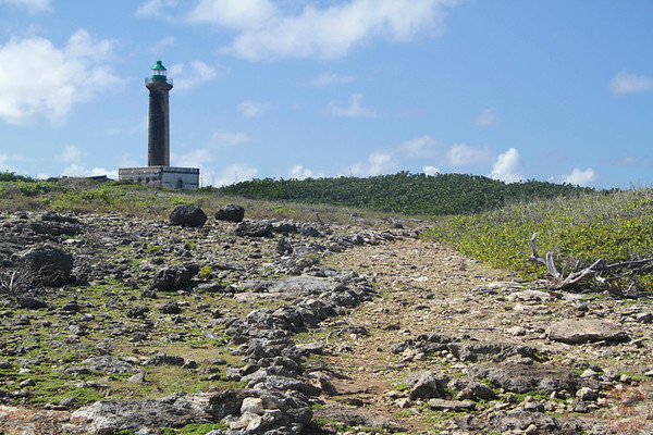 Petite Terre, Guadeloupe photo lighthouse