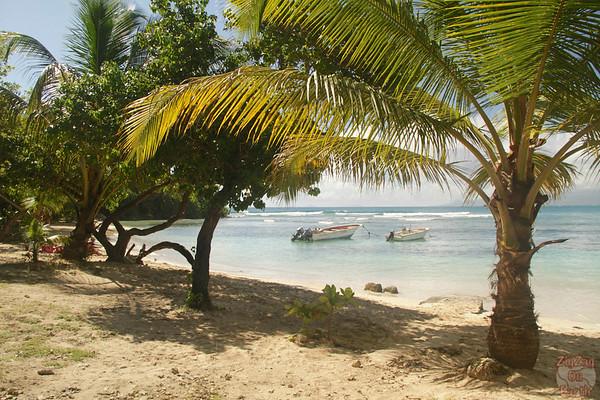 Main beach Petit Havre Guadeloupe photo 3