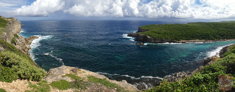 Viewpoint Porte d Enfer, Guadeloupe 1