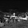 Cemetery near Tamarindo