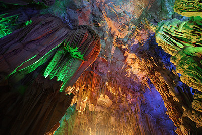 Reed Flute Cave @ Guilin