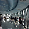 Observation floor in the Canton Tower at 1481 feet.